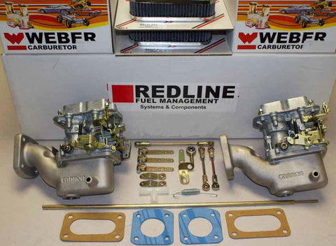 Weber Carburetor Conversion kit DGV 240Z 260Z 280Z