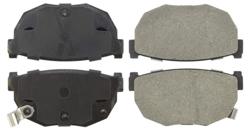Stoptech Performance Rear Brake Pad Set 240SX 280ZX Turbo