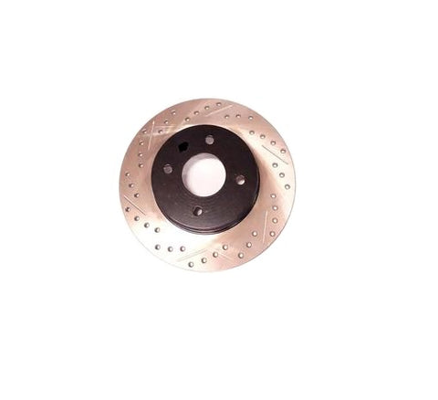 Rear Disc Brake Rotor Drilled Conversion 240Z 260Z 280Z
