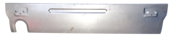 Rear Valance Apron Roll Pan Sheet Metal 240Z 260Z 280Z