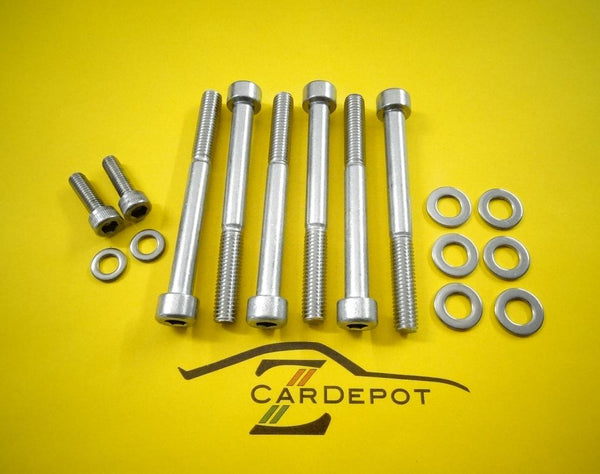 Water Pump Bolt Kit Allen Stainless LS1