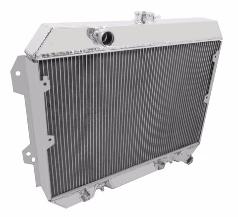 Aluminum Radiator 2 Row 280Z 75-78