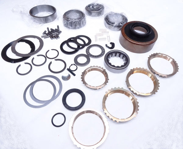 Transmission Rebuild Kit with Synchros T5 280ZX Turbo 5-Speed