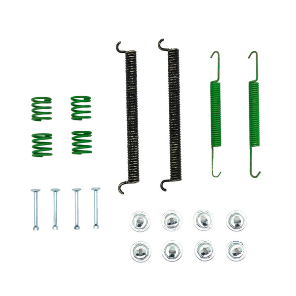 Drum Brake Springs Hardware Kit Rear 240Z 260Z 280Z 70-76