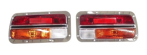Tail Light Assembly Set New JDM 240Z
