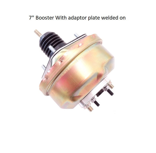 Power Brake Booster Kit 7