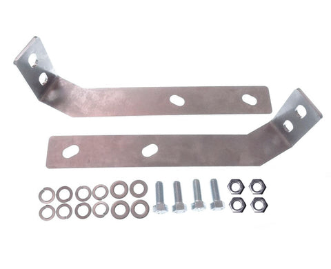 Front Bumper Conversion Bracket Set SS 280Z to 240Z