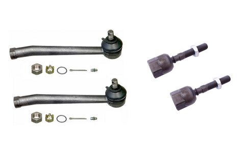 Tie Rod End Kit Inner and Outer Set Steering 240Z 260Z 280Z