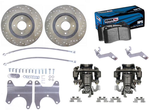 Rear Disc Brake Conversion Kit  240Z 260Z 280Z