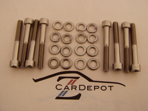 Valve Cover stainless steel allen bolts 240Z 260Z 280Z
