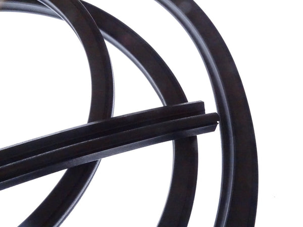 Rear Side Window Glass Rubber Seal 510 2-door