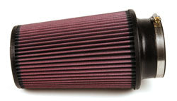 "K&N 4"" Inlet Cone AIr Filter"