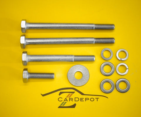LS1 Alternator Bracket Mounting Bolts Set Stainless