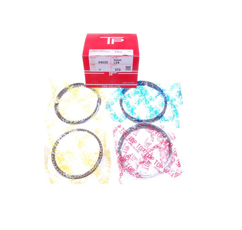 Piston Ring Set Made in Japan L24 L26 L28