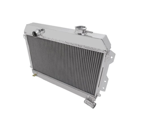 Aluminum Radiator 3 Row 510