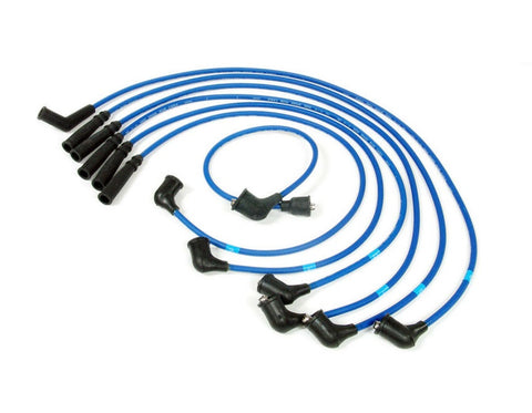 Spark Plug Ignition Wires Set Blue NGK 240Z 260Z 280Z