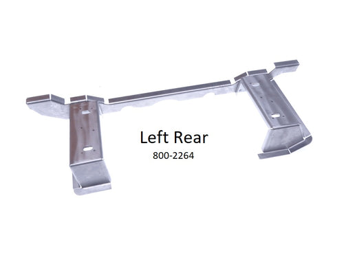 Rear Seat Bracket Brace Mount Floor Board 240Z 260Z