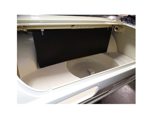 Trunk Gas Fuel Tank Cover Barrier Partition Rear 510 68-73