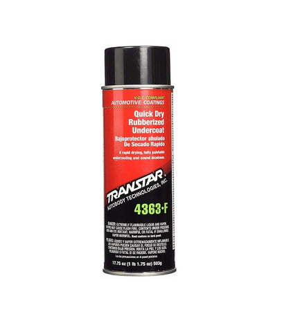 Undercoating Quick Dry Rubberized Aerosol Can 240Z