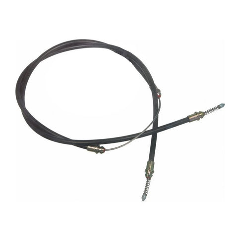 Parking Brake Cable Emergency Rear 75-80