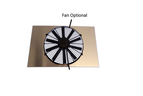 Fan Shroud Electric Fan 280Z V8 Swap