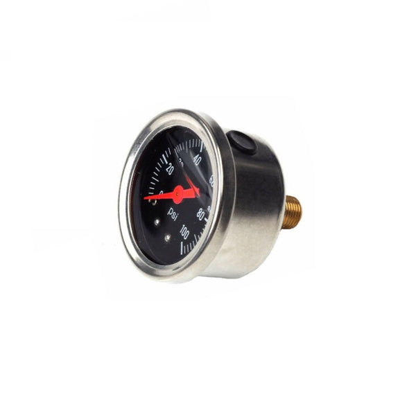 Fuel Pressure Gauge Fuel Injection 0-100 PSI 280Z 280ZX