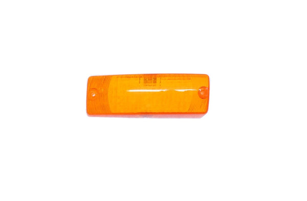 Front Turn Signal Lens Amber 280Z 75-78