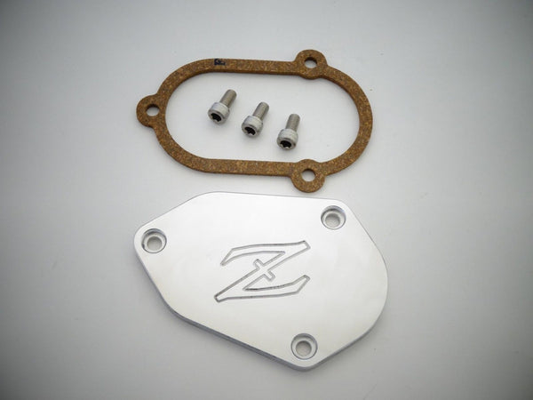"Timing Cover Plate Billet ""Z""  240Z 260Z 280Z 280ZX"