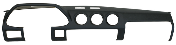Dash Cover Cap Black 280ZX 79-83