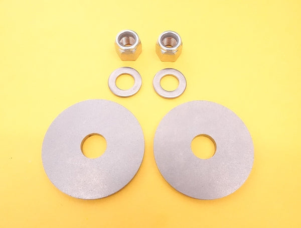 Mustache Bar Stainless Washer Kit 240Z 260Z 280Z 70-78