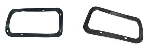 Tail Light Lite Rubber Seal Gasket Pair OEM 240Z
