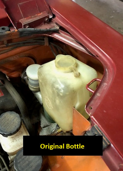 Windshield Washer Tank Bottle and Pump OE Style Replacement 240Z 260Z 280Z