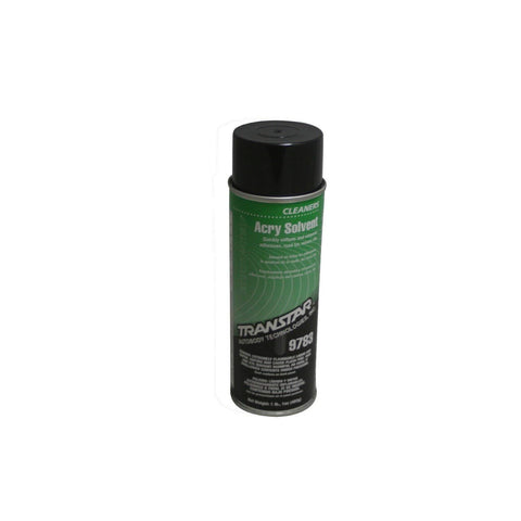 Acryl Solvent  Aerosol Cleaner 17 oz Can