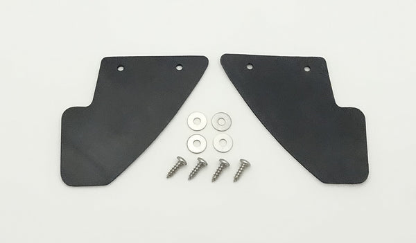 Front Inner Fender Rubber Mud Flap Set 240Z 260Z 280Z
