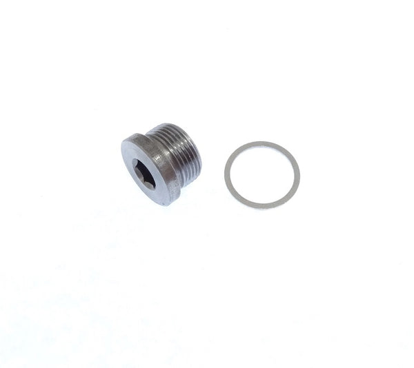 Oxygen Sensor Fitting Plug 18mm