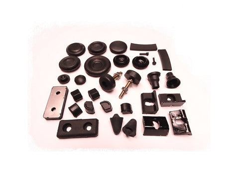 Rubber Bumper Body Grommet Hole Plug Kit 240Z 260Z 280Z