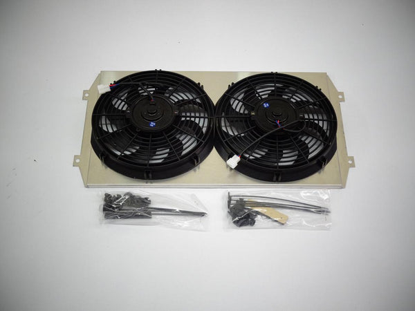 Fan Electric Fans With Shroud radiator 240Z 260Z