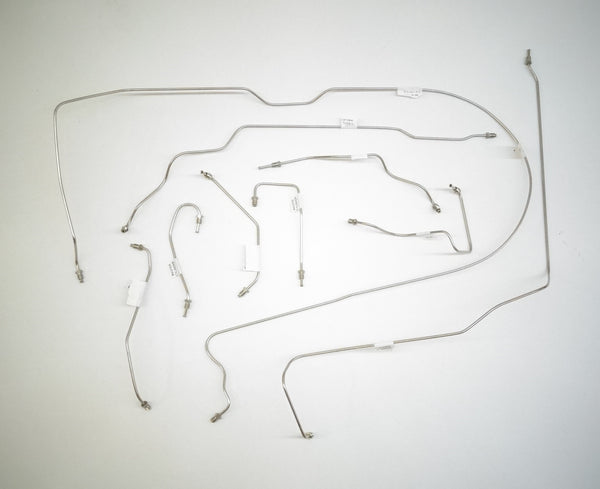 Brake Line Kit Stainless Steel 240Z 1973
