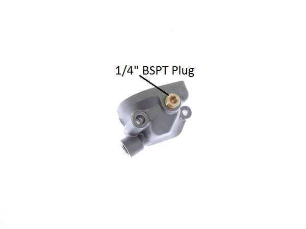 BSPT Pipe Plug Coolant Line Intake Manifold