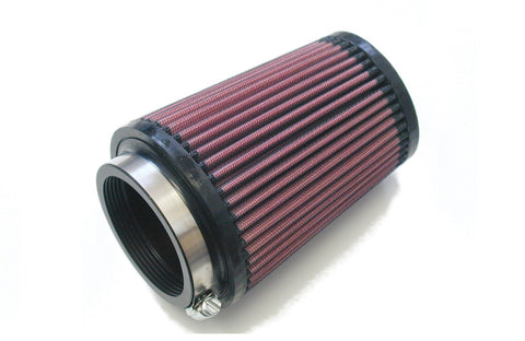 "K&N Air Filter Cone 3.5"" Inlet LS1 LS2 LS6"