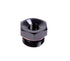 8 An ORB to 1/8 NPT Pipe Thread Aluminum Fitting Adaptor