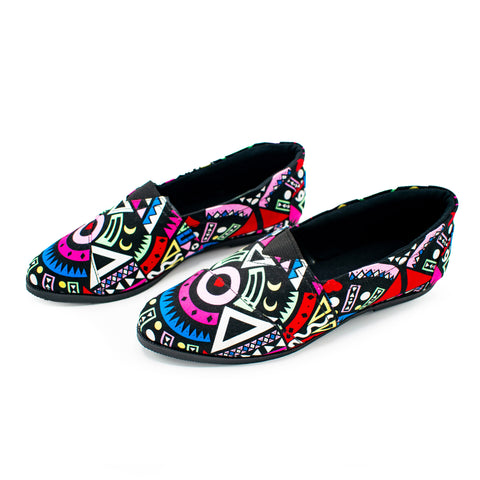 Pink Tribal - Toms