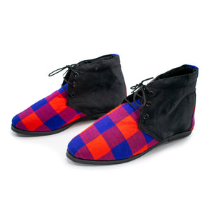 Maasai red/blue - boots