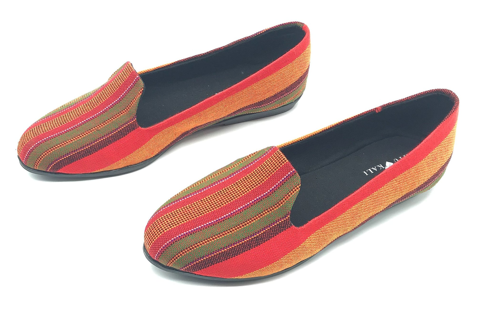 Orange Kikoy - Slip On