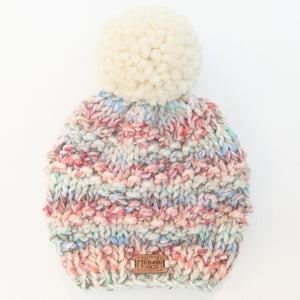 Toddler Etta Dreamsicle Knit Beanie Hat