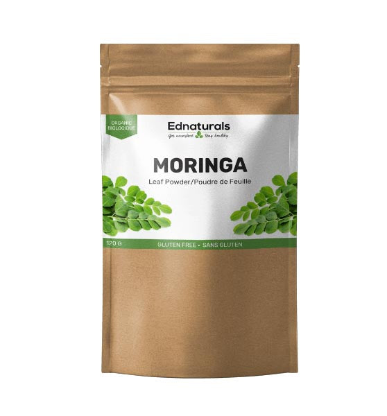 Organic Moringa Leaf Powder - Collection