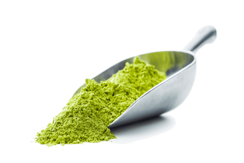 Moringa green power for nutrition bars and smoothies