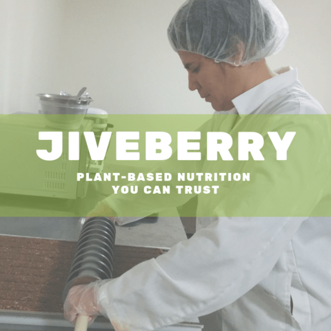 Woman Founder Producing JiveBerry Bars