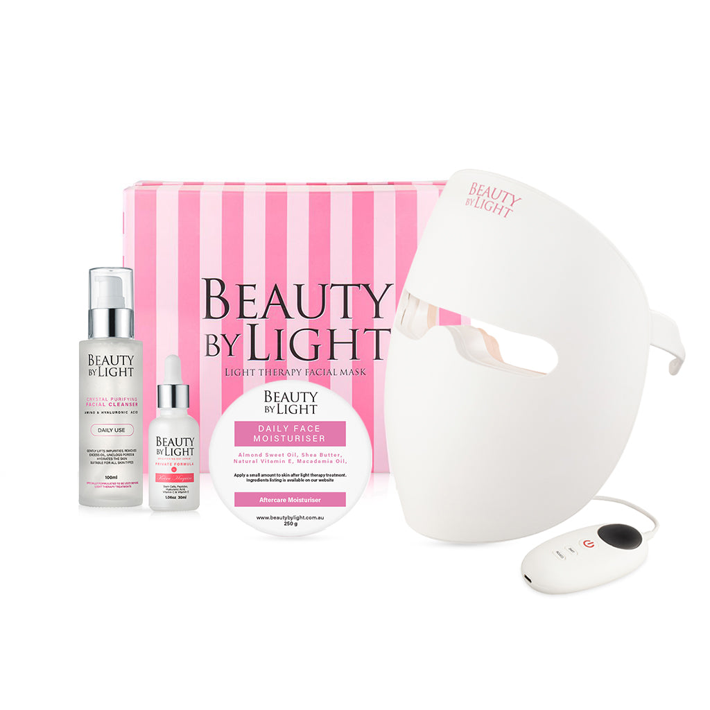 Ultimate treatment pack for dehydrated & flakey skin