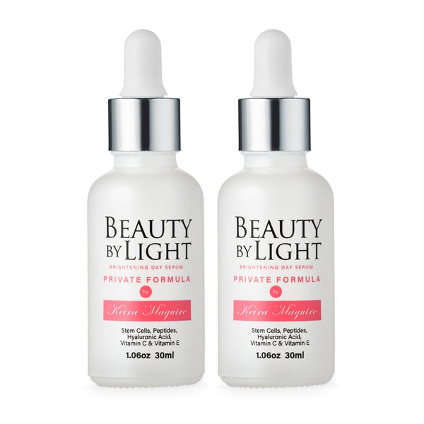 Vitamin C, Stem Cells, Peptides & Hyaluronic Acid Brightening Serum 30ml x 2